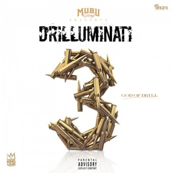 New Music:: King Louie – Drilluminati 3