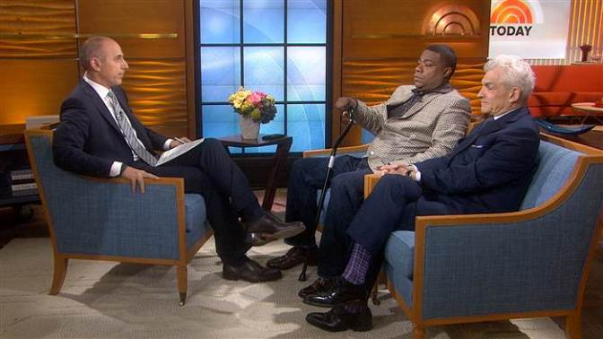 Tracy Morgan Breaks Silence about Deadly Car Crash