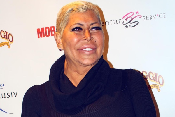 "Reality TV Star ""Big Ang"" of Mob Wives Vh1 is fighting her biggest battle"