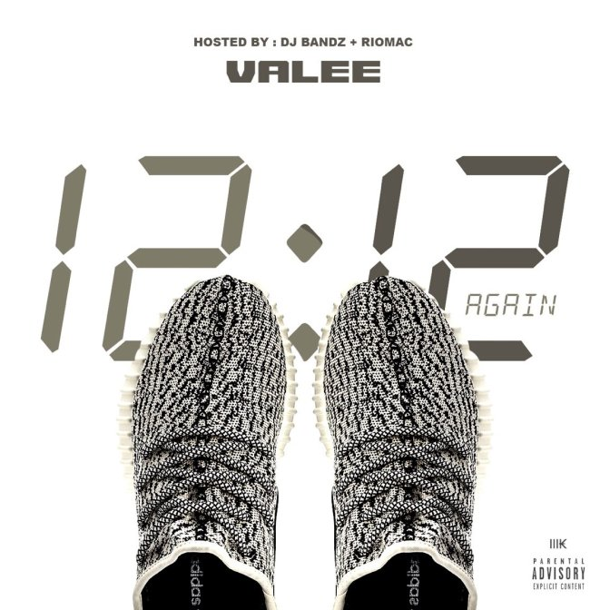 Valee Releases 12:12 Again