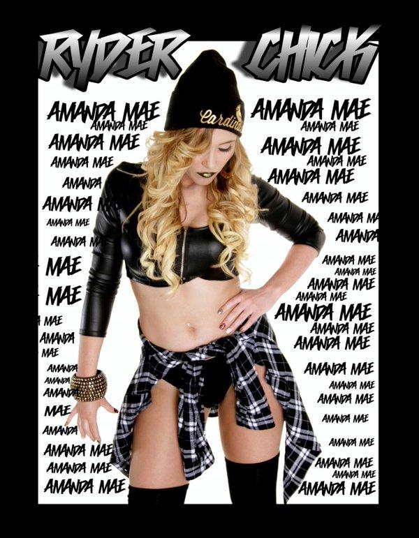 Amanda Mae