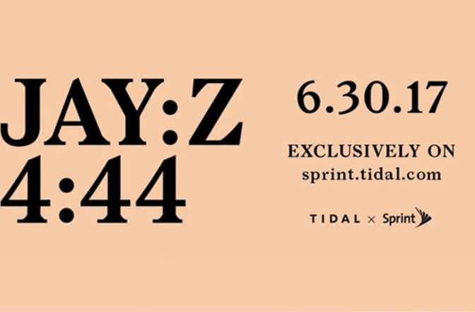 Jay Z Releases 4:44